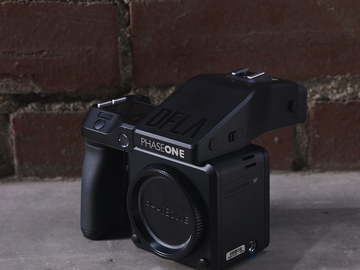 PhaseOne XF Camera System