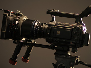 Rent: SONY PMW-F3 with Canon 24-105 package