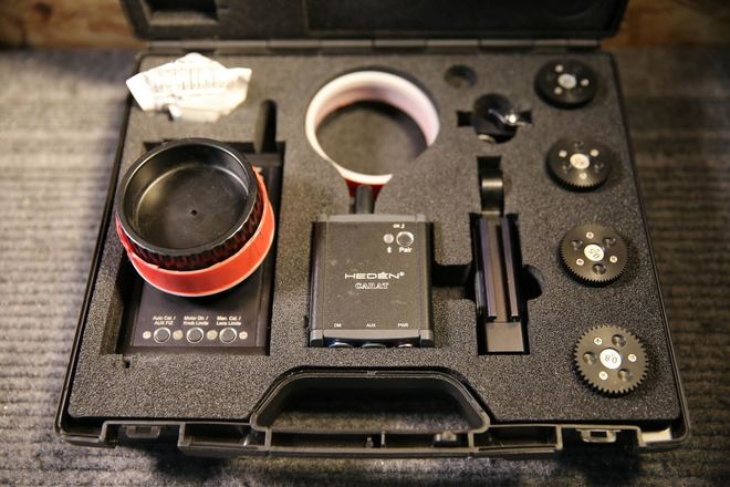 Heden Carat Wireless Follow Focus Kit
