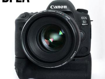 Canon EOS 5D Mark IV w/ Canon BG-E20 Battery Grip
