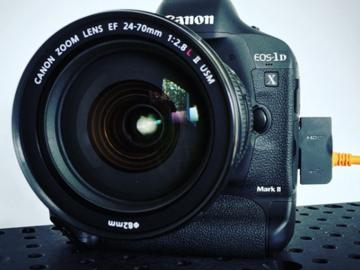 Canon EOS-1D X Mark II Camera Body + Media
