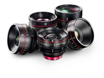 Rent: Canon CN-E Cinema Prime Lenses (Set of 5)