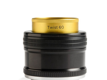 Rent: Lensbaby Twist 60 Optic Lens for Canon EF