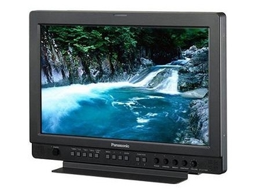 "Rent: 17"" Panasonic HD Monitor"