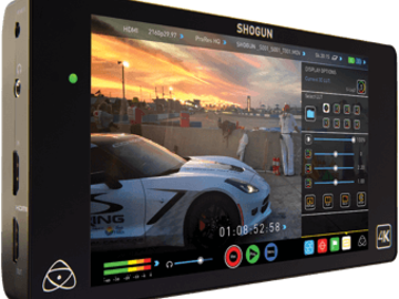 Rent: Atomos Shogun 7-in 4K HDMI & SDI Recorder (2 of 2)