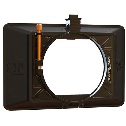 Tangerine  Misfit Atom Clip On Mattebox