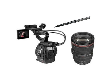 Rent: Canon EOS C300 Cinema Camera package