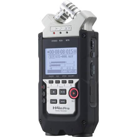 Zoom H4n Pro Recorder Rental Kit