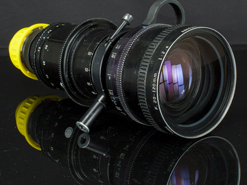 Rent: Angenieux 20-120 T2.8 PL mount Zoom
