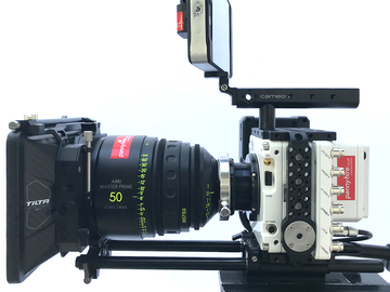 Rent: PHANTOM VEO 640S HIGH SPEED + 5 x ARRI MASTER PRIMES +CAM OP