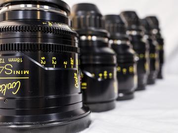 Rent: Cooke Mini s4/i Lens (Single Lens Rental)