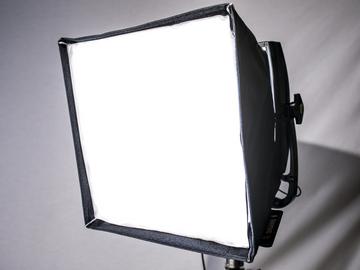 Rent: (1) LITEPANEL ASTRA 1×1 SOFT BI-COLOR LED PANEL