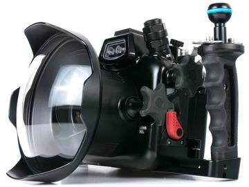 Rent: Underwater housing for Panasonic GH4 + Camera + Operator
