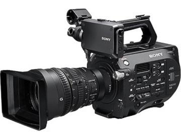 Rent: Sony PXW-FS7 4K Super 35 Camera ***NO Tripod***