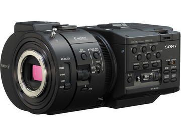 Rent: Sony NEX-FS700R