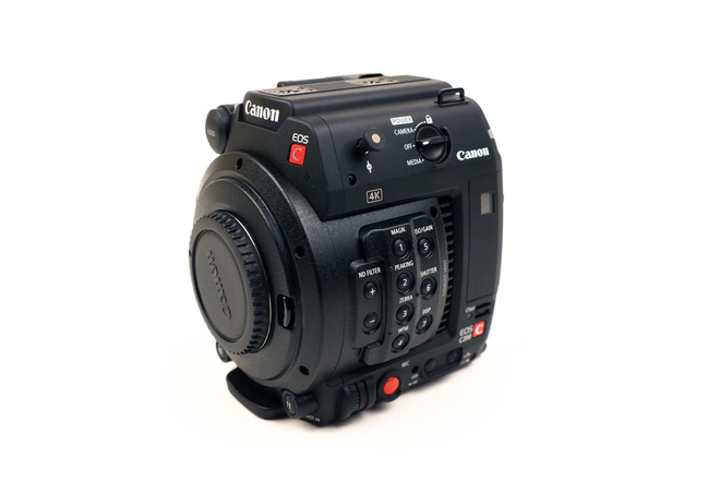 Rent a Canon EOS C200B + Gimbal Accesories, Best Prices | ShareGrid San  Diego