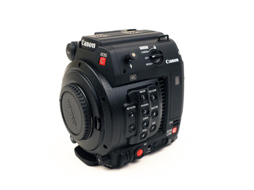 Canon EOS C200B + Gimbal Accesories