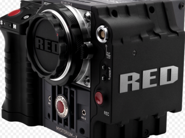 Rent: RED Scarlet-X 4K package with extras