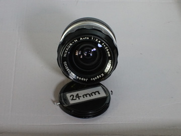 Nikon Vintage Lens Set