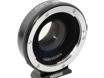 Metabones Nikon G to BMCC Speed Booster 0.64x