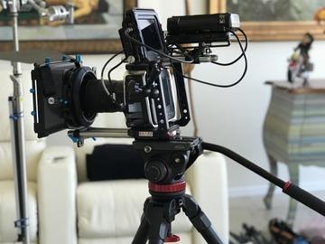 Rent: Blackmagic Cinema Camera Package