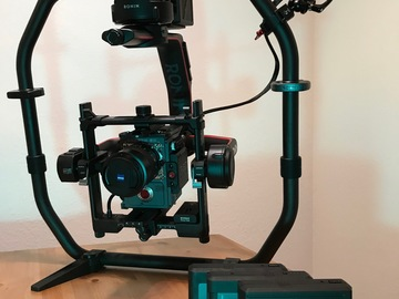 Rent: DP+ RED Scarlet-W + Ronin 2
