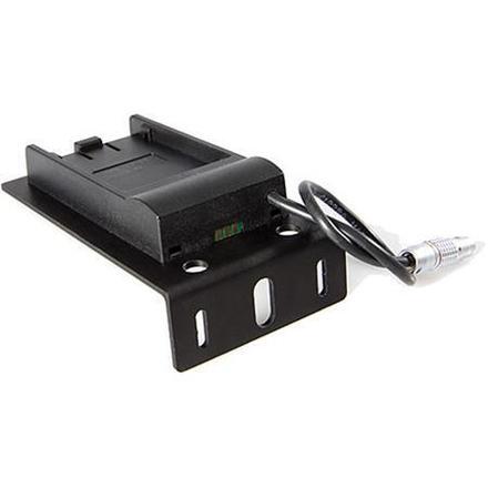 (2) LPE6 Battery Brackets for Teradek Bolt w/ LPE6 Batteries