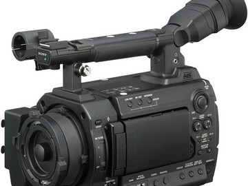 Rent: Sony PMW-F3L Super 35mm XDCAM