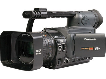 Rent: Panasonic AG-HVX200