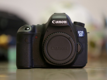 Rent: Canon 6D w/ 40mm pancake lens