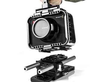 Blackmagic Cinema Camera 2.5K - MFT MOUNT