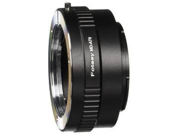 Rent: Minolta MD MC Lens to Sony a7S II, a7R II, a7II Adapter