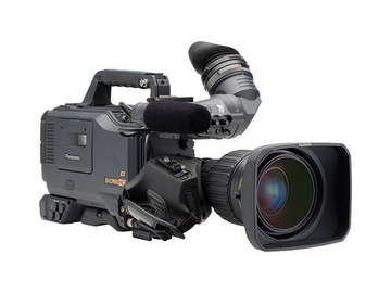 Rent: Panasonic AJ-HDX900 Professional High Definition Camcorder