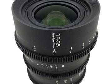 Rent: GL Optics 18-35mm T1.8 PL-mount Cine zoom