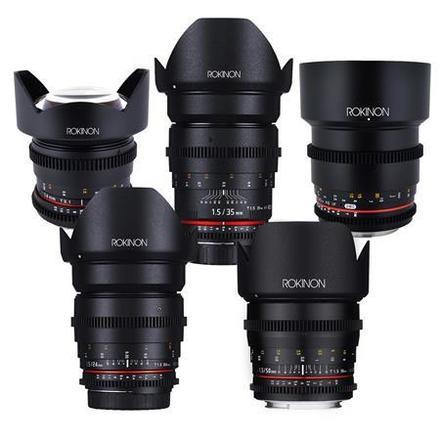 Rokinon Lenses