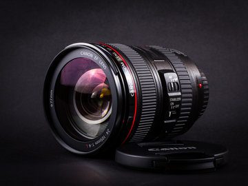 Almost NEW: Canon 24 - 105 L-series Lens