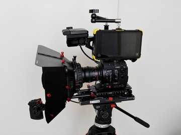 Rent: Canon C300 Mark II Indie Shooter Package
