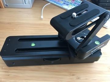 Rent: Edelkrone SliderONE with Motion Module & FlexTILT Head