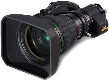"Rent: Fujinon ZA22x7.6 ENG HD Zoom Lens w/Doubler for 2/3"" Cameras"