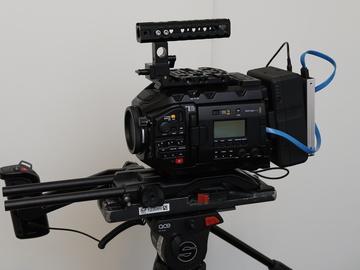 Rent: Blackmagic URSA Mini Pro Basic Package