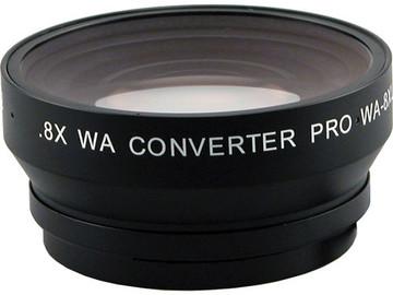 "Rent: Century Precision Optics .8X Wide Angle Converter for 2/3"" L"