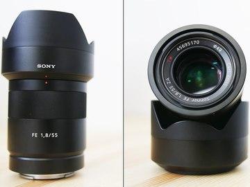 Rent: Sony FE Sonnar T* 55mm f/1.8 ZA