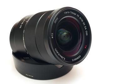 Rent: Sony Vario-Tessar T* FE 16-35mm f/4 ZA OSS