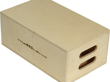 "Rent: Matthews Apple Box - Full - 20 x 12 x 8"" (51 x 30.5 x 20.3 c"