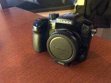 Rent: Panasonic Lumix DMC-GH4 w/ Metabones Canon EF Speedbooster