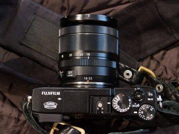 Rent: Fuji 18-55 2.8-4.0 (Kit Lens)