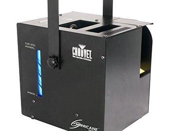 Rent: Chauvet Hurricane Haze 2D