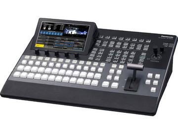 Panasonic HS410 Switcher (stand alone) w/Multi-View Monitor