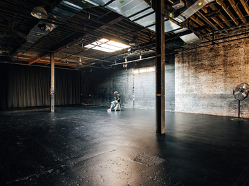 Rent: Williamsburg Production Facility - Raw Stage