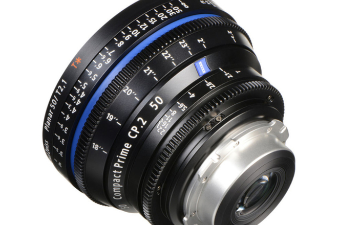 Zeiss Compact Prime CP.2 35mm T1.5 super speed EF